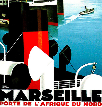 Marseille–Paris–Paris–Marseille