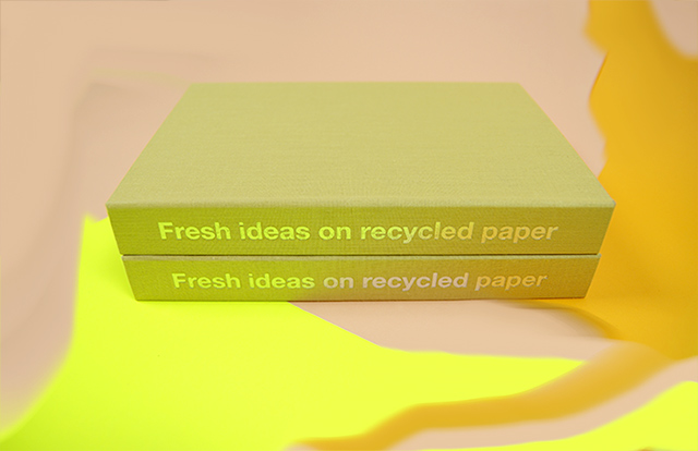 Paper Swatch Book - Mondi Uncoated Fine Papers